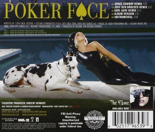 Poker Face Remixes
