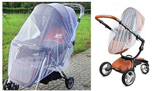 Universal Insektenschutz Mücke Bug Sichere Netz Net Volle Deckung für Baby Kinderwagen Kinderwagen Babykörbchen