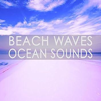 Beach Waves Ocean Sounds