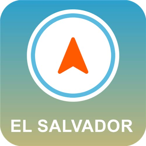 El Salvador Desconectado GPS