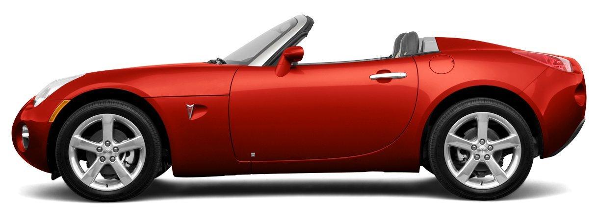 2006 Pontiac Solstice, 2-Door Convertible