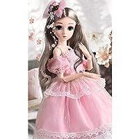 おもちゃの人形18インチプリンセスインテリジェントキャラクターキット人形インタラクティブなベビードール子供のためのリアルな繊細な人形ギフト