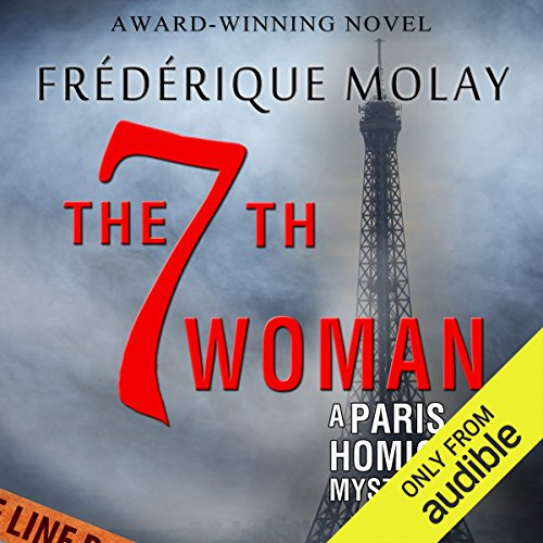 The 7th Woman audiobook cover art