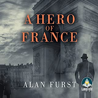 A Hero of France cover art