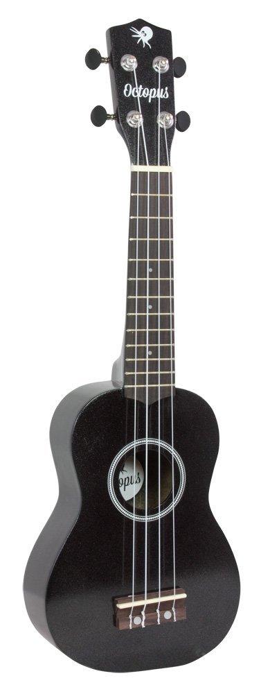 Octopus Uk-200 bk soprano Color negro: Amazon.es: Instrumentos musicales