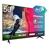Hisense UHD TV 2020 50AE7000F - Smart TV Resolución 4K con Alexa integrada, Precision Colour, escalado UHD con IA,...