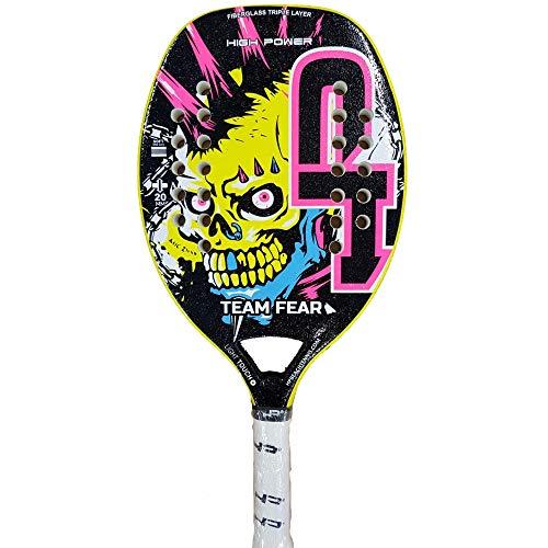 HIGH POWER HP Racchetta Beach Tennis Racket Team 2020 (Fear)
