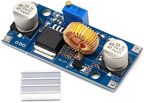 TANGIST DC-DC Buck Step Superior Down Module to 1.25 DC Luxury LM2596 4.0~40V