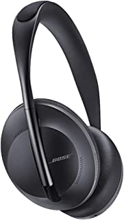 Bose Noise Cancelling Wireless Bluetooth Headphones 700, with Alexa Voice Control, Black (Renewed)