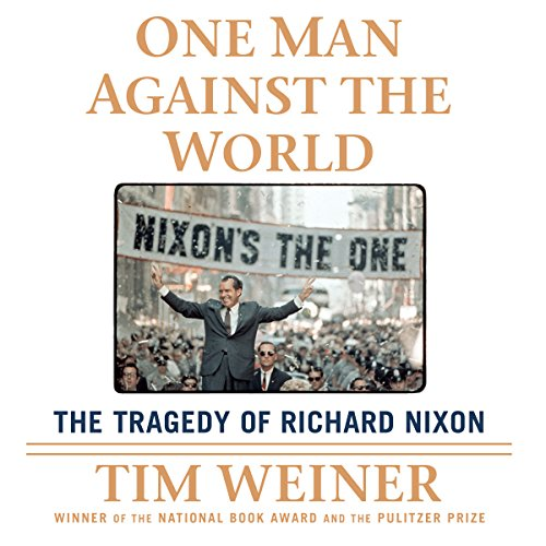 One Man Against the World audiobook cover art