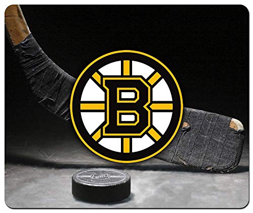 Bruins Hockey Large Rectangular Mousepad Mouse Pad Große Geschenkidee Boston