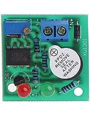 Kcnsieou 12V Práctica batería a bordo de baja tensión alarma zumbador bajo voltaje módulo de protección