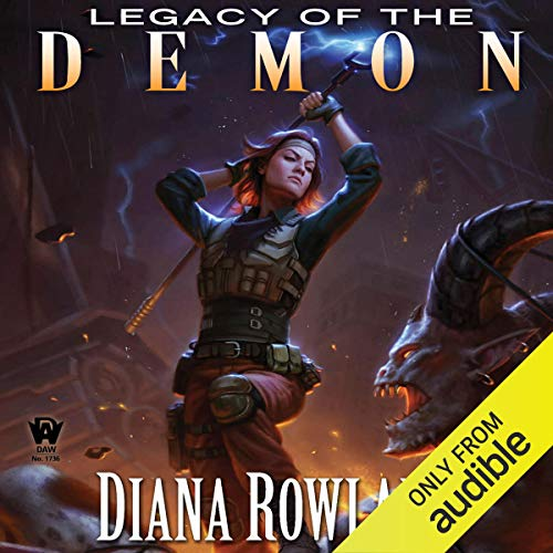 Legacy of the Demon cover art
