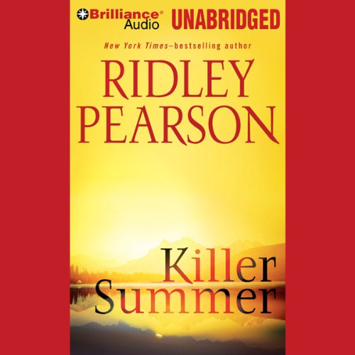 Killer Summer audiobook cover art