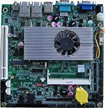 I52-102B Mini-ITX Industrial Motherboard and Intel Atom D525 1.8GHz - Low Power Processor Provides 1204PIN DDR3 Memory Slots+1 PCI Slot