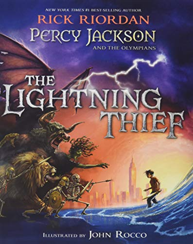Percy Jackson and the Olympians The…