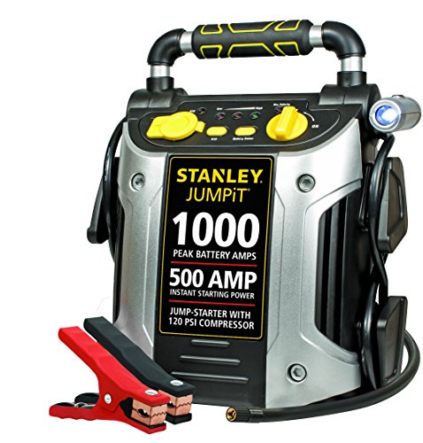 Stanley Portable Jump Starter with Compressor