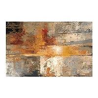 ヴィンテージポスター抽象的な壁アートカラフルなキャンバスプリント壁の写真に現代のキャンバスアート絵画リビングルームの装飾のための家の壁の装飾-60x80cm フレームレス