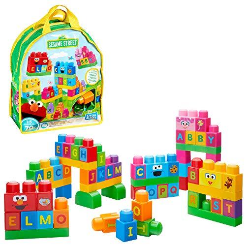 Mega Bloks Sesame Street Let