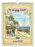 Classickalender 'Hundertjähriger Kalender' 2020: 24 x 33 cm, nach Mauritius Knauer