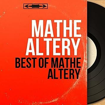 Best of Mathé Altéry (Mono Version)