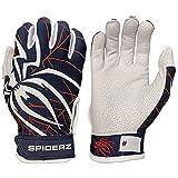 Spiderz Pro Adult 2019 Baseball/Softball Batting Gloves