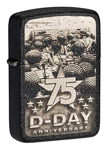 Zippo - D-Day 75 Anni Commemorative Set - 2019 Collectible Limited Edition Numerato
