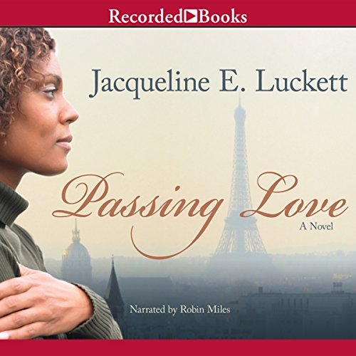 Passing Love audiobook cover art