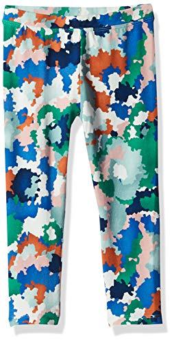 Gymboree Girls' Big Knit Legging, Paint Drop, 2T