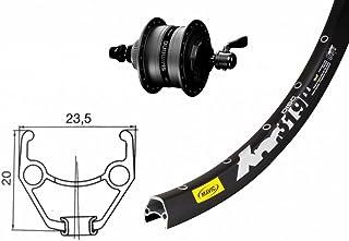 Bike-Parts 26´´ Vorderrad Mavic XM 319 Disc + Nabendynamo DH-3D37 CenterLock (QR)
