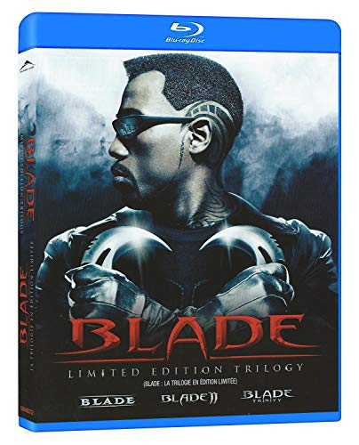 Blade: Limited Edition Trilogy Collection (Blade / Blade II / Blade Trinity) [Blu-ray] NEW