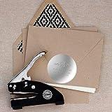 Three Designing Women Foil Seals for Designer Embosser, Silver