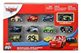 Disney Cars GKG70-GKG08 Cars Mini Racers 10 Pack ASST (modèle assorti)