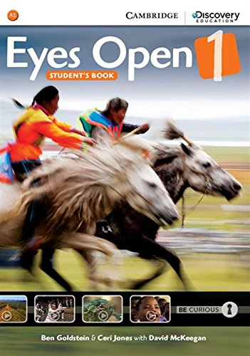 Eyes Open 1 - Student´s Book