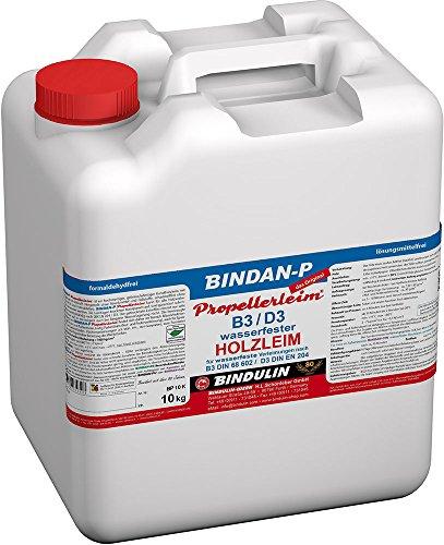 Bindulin Bindan-P Colla per legno, resistente all'acqua (tanica da 10 kg).