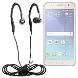 Duragadget Casque Audio pour Sportif compatibles avec Les Mobiles Samsung Galaxy J3,...