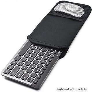 VIEEL Apple Wireless BluetoothキーボードMC184LL / B MC184CH,MLA22LL / A Logitech K810 / K811用キャリングケースカバー、キーボードのプロテクタースリーブ