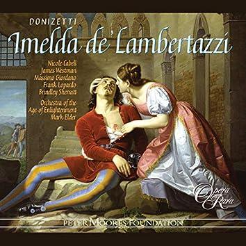 Donizetti: Imelda de' Lambertazzi