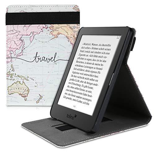 kwmobile Hülle kompatibel mit Tolino Page 2 - Schlaufe Ständer - e-Reader...