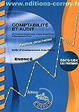 Comptabilité et audit UE 4 du DSCG - Enoncé