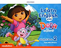 Learn English with Dora the Explorer: Level 2: Student Book