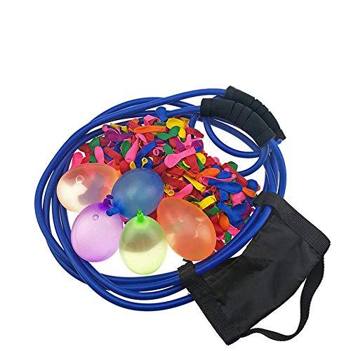 Waterballonwerper - 3-persoons Slingshot Buitenzwembad Zomerfeest Leuk speelgoed met 150 waterballonnen, spel voor tieners en volwassenen