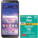 Total Wireless LG Solo 4G LTE Prepaid Smartphone (Locked) with Free $35 Airtime Bundle