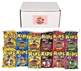 RIPS Licorice Candy Variety Pack of 6 Flavors (2 of each, total of 12)