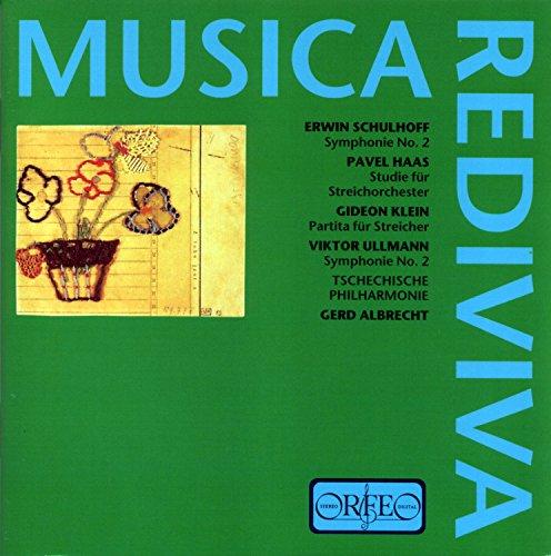 Symphony No. 2 in D Major: V. Variationen und Fuge über ein hebräisches Volkslied