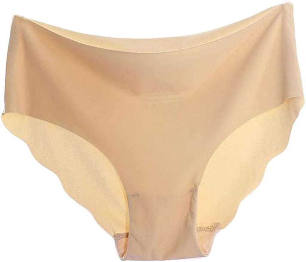 Time sale LEXUPA Women Invisible Underwear Thong Seamle Gas Soldering Cotton Spandex