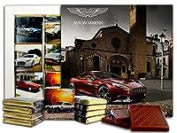 アストンマーチン, Aston Martin, チョコレートギフトセット、13x13cm (Street)