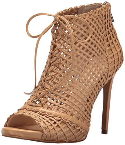 Jessica Simpson Women's Rendy Ankle Bootie, Sand Castle, 6.5 M...