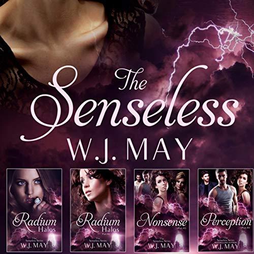 The Senseless - Box Set Books 1-4 cover art