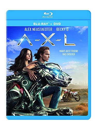 A.x.L. BR+DVD [Blu-ray]
